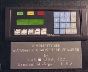 Panel Kontrolny 888-Simplicity